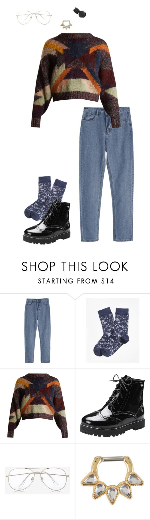 """""""Sweater Weather"""" by burnttoasts on Polyvore featuring Brooks Brothers, Isabel Marant, Express and Hot Topic"""