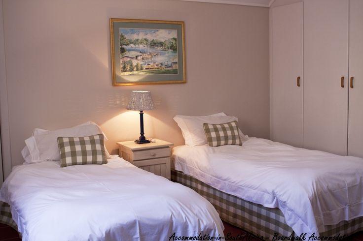 Bedroom - Boardwalk Accommodation. Gordon's Bay Accommodation.
