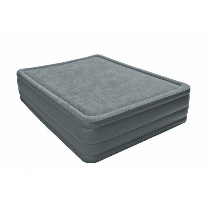 Lit gonflable 2 personnes Intex Foam Top Deluxe