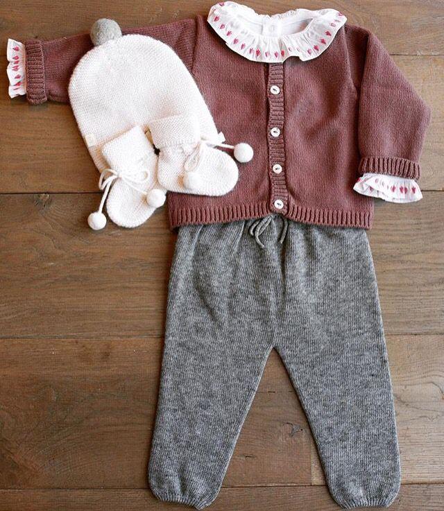 A cosy bundle of Alpaca, Merino and cashmere!   Aravore cardigan Plumeti Rain leggings Baby Alpaga bonnet & booties Roly Pony bodysuit