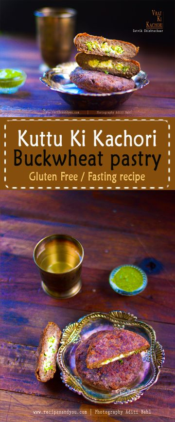 Vrat Ki kachori or Kuttu ki kachori/Buckwheat Pastry is a cottage cheese stuffed pastry which is shallow fried on medium heat .These are not made from wheat flour,but from Buckwheat flour.In India during the fasting periods especially Navratri which falls around march and October only fruits or ingredients made our of fruit are used to prepare food.We normally avoid eating any grains at all. Food is eaten only once in a day and only rock salt is consumed during fasting.So all the recipes are…