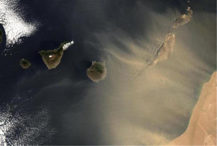 Έτσι «εισβάλλει» η σκόνη από τη Σαχάρα στον Αμαζόνιο (video)