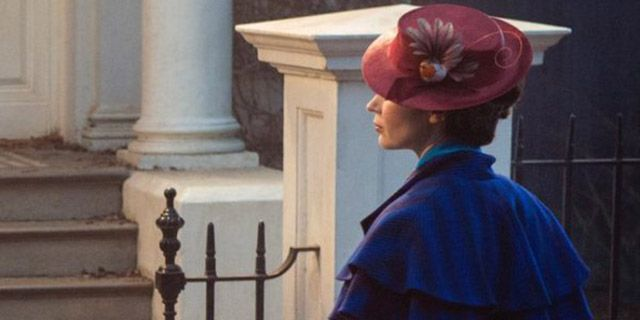 Mary Poppins Returns - Prima foto di Emily Blunt in costume - Sw Tweens