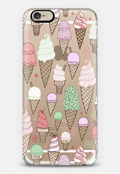 Ice Cream Cones! iPhone 6 case by Kristin Nohe Juchs | Casetify