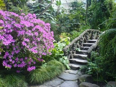 OMG!!! Love everything about this garden...