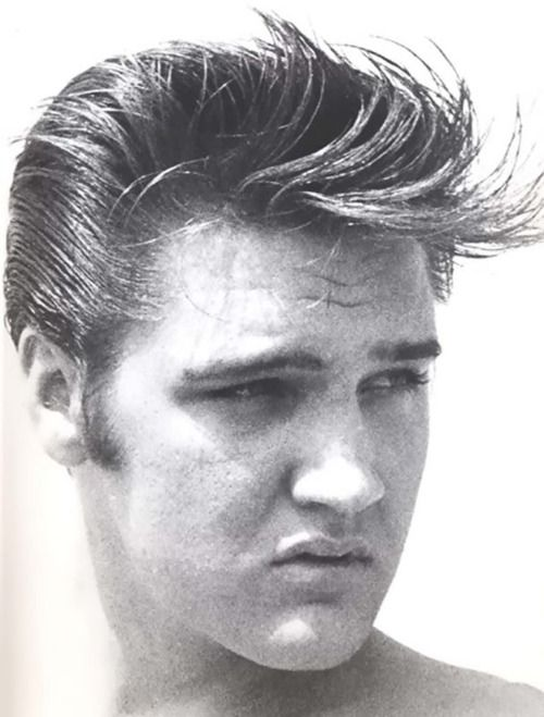 Elvis Presley. Seriously love this man. I wish he had gotten more support and love and respect from those in his closer circles. So sad how lonely he was.
