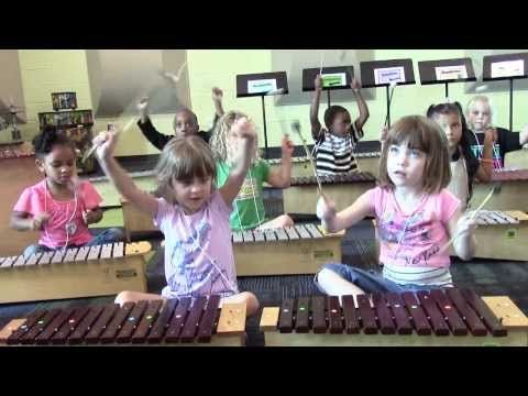 If You are Happy and you Know it---K-1 with Orff instruments
