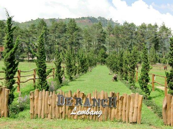 De Ranch Lembang merupakan salah satu tempat wisata lembang bandung yang cukup murah meriah, wisatawan tidak perlu mengeluarkan kocek terlalu dalam apabila mengunjungi De Ranch Lembang.