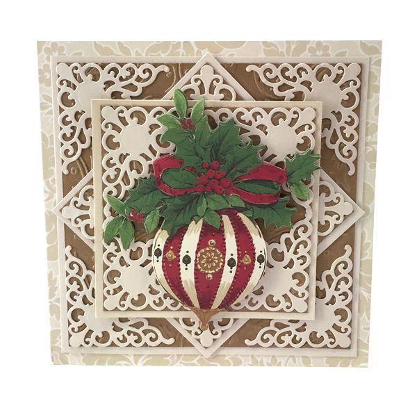 Christmas Pop Up Card Tutorial   Anna's Blog