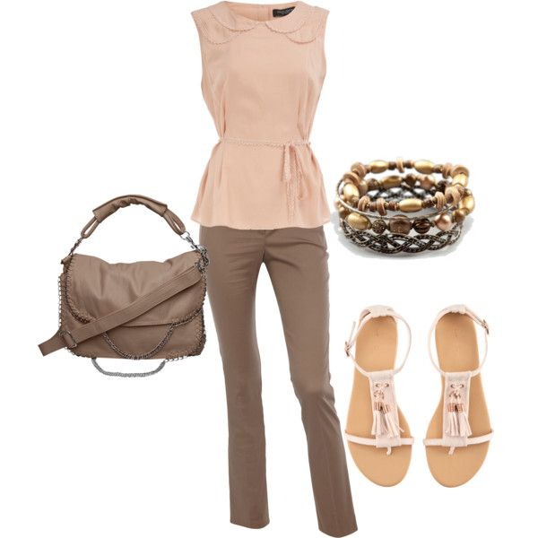 cute colors.. loving the colors for spring this year!: In Love, Shirts, Colors, Cool Bags, Polyvore, Pretty
