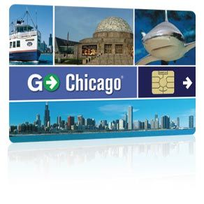 The Go Chicago Card is an all-inclusive attraction pass that gives you free admission to all 26 Chicago attractions for one low price.