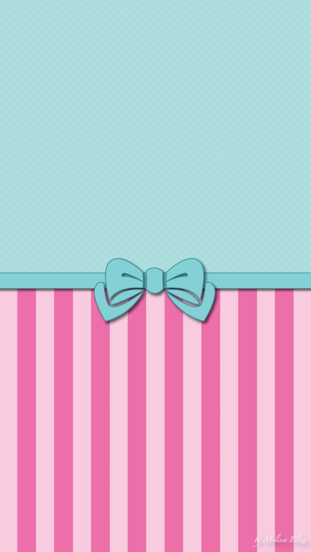 mint and pink wallpaper - photo #26