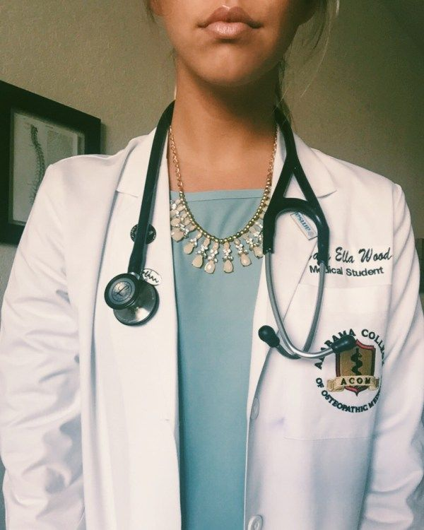 Stethoscopes, Simplicity & Syrah - White Coat Wardrobe - Stethoscopes…