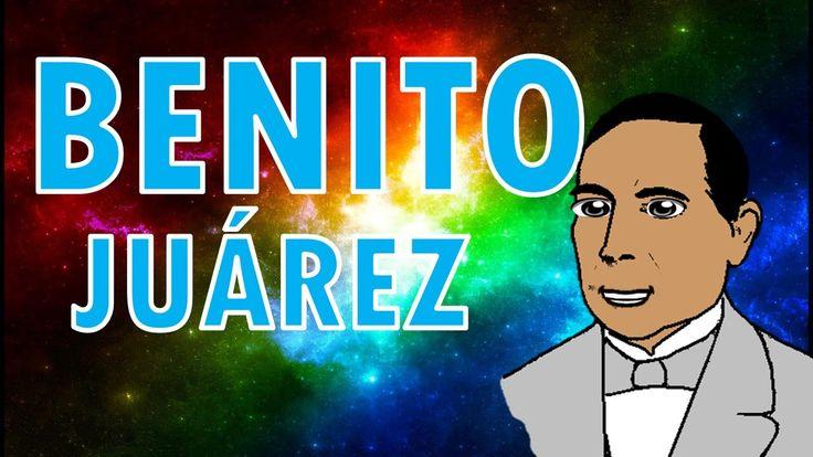 BENITO JUAREZ Biografia para niños
