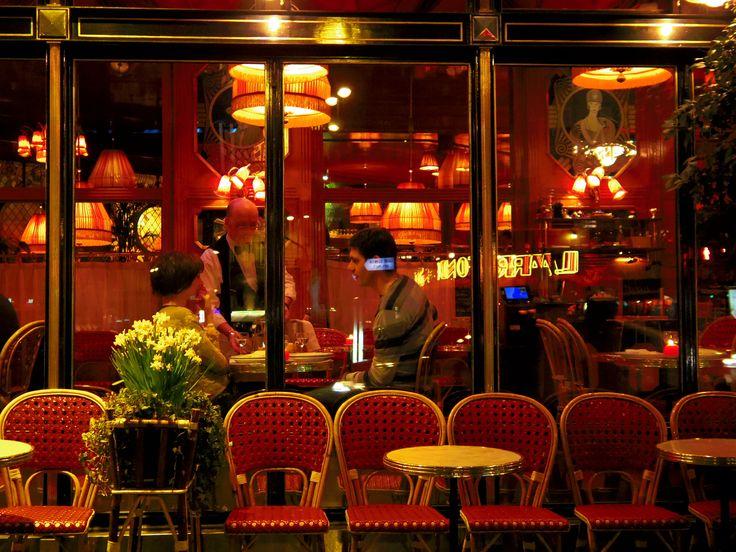 Les amoureux de Paris.