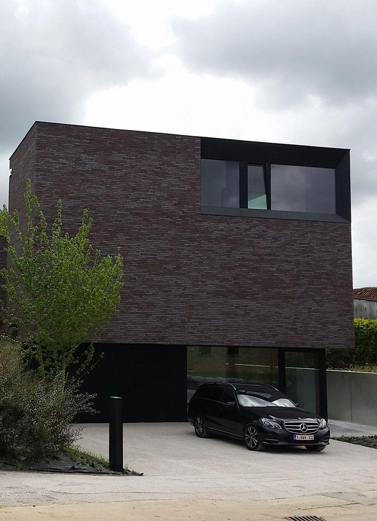 25 beste idee n over moderne gevels op pinterest modern huis exterieur gevels en huis for Eigentijdse buitenkant