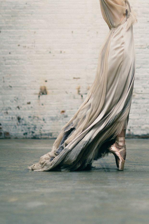 Ethereal Grace / NYC Ballet / Wedding Style Inspiration / LANE (instagram: the_lane)