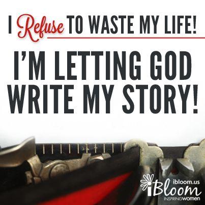 Writing my story