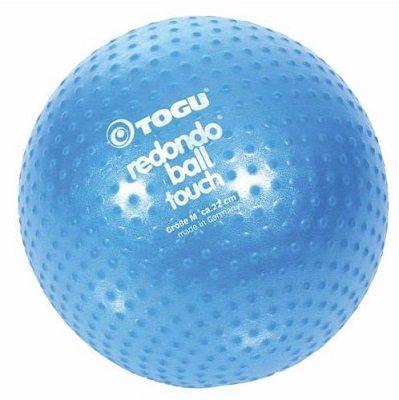 Cvičení s malými míči typu Over Ball