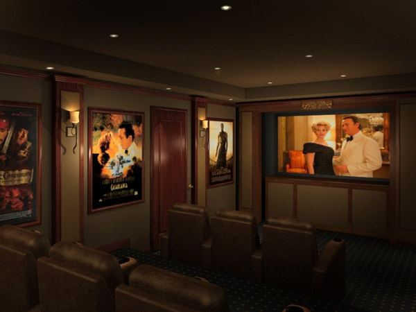 14 Best Home Theatre Images On Pinterest