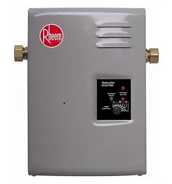 When selecting the right sized tankless water heater for your home, there are several key sizing factors you should keep in mind.