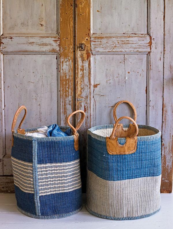 Sisal Storage Basket