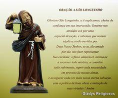O Dia de São Longuinho é comemorado em 15 de março, em vários países ocidentais. Esta data celebra um dos primeiros homens a reconhecer C...