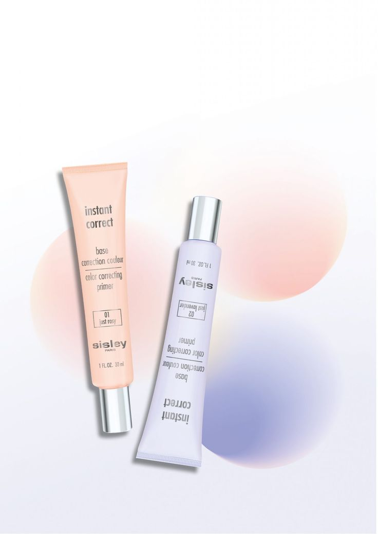 Sisley Paris presents Instant Correct Color Correcting Primer: A skin perfecting fluid that instantly restores the appearance of the natural skin color and smooths your complexion day after day. www.missfashionnews.com/sisley-paris-color-correcting