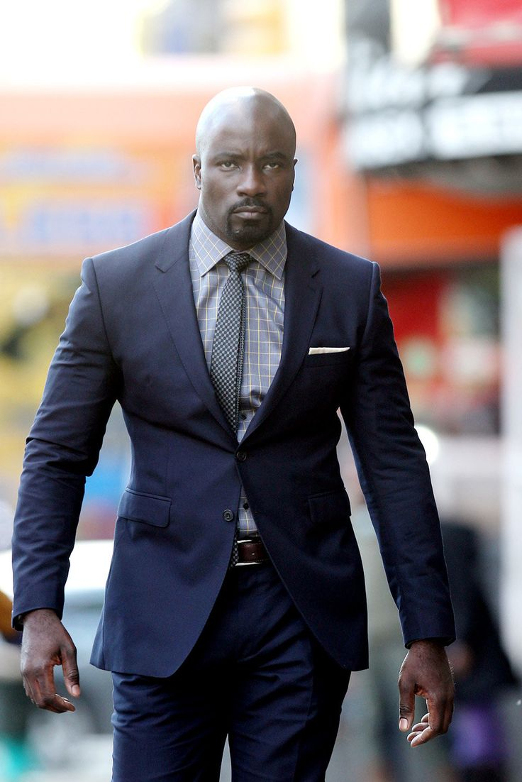 Suited Up - 16 Unbelievably Sexy Photos Of 'Luke Cage' Star Mike Colter (You're Welcome!)