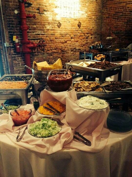 87 best images about taco bar on pinterest tacos salad for Food bar cantina zamet