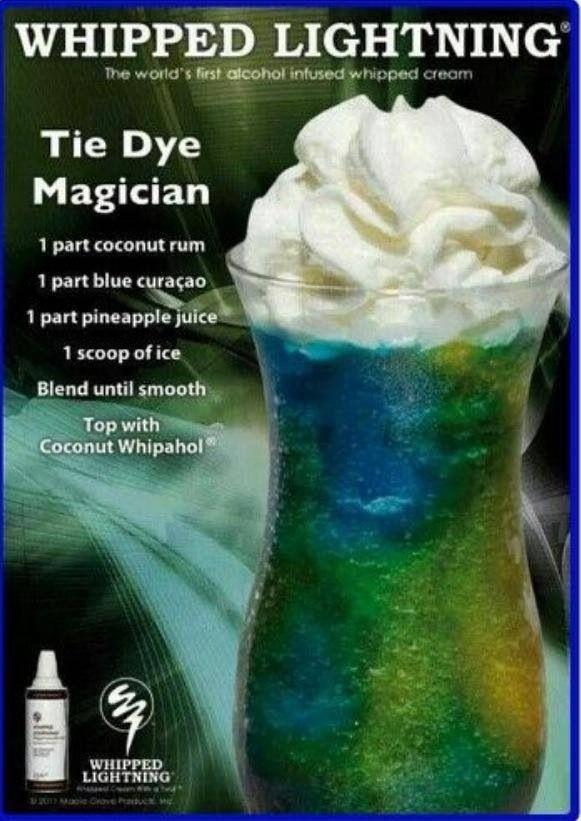 Tie Dye Magician