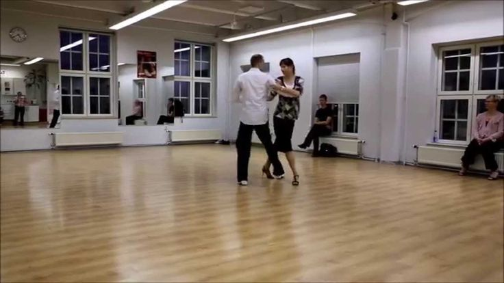 Do the #tango. Workshop in Kuopio, Finland.