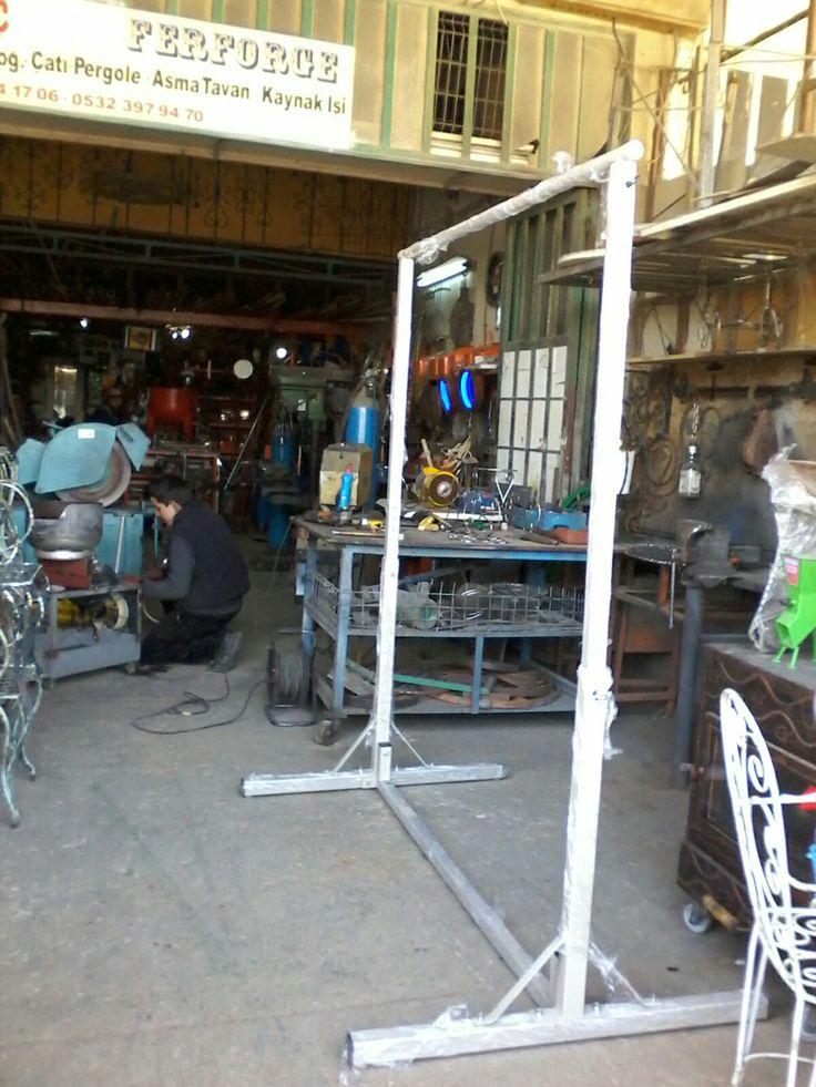 Ufuk koç imalatı barfiks