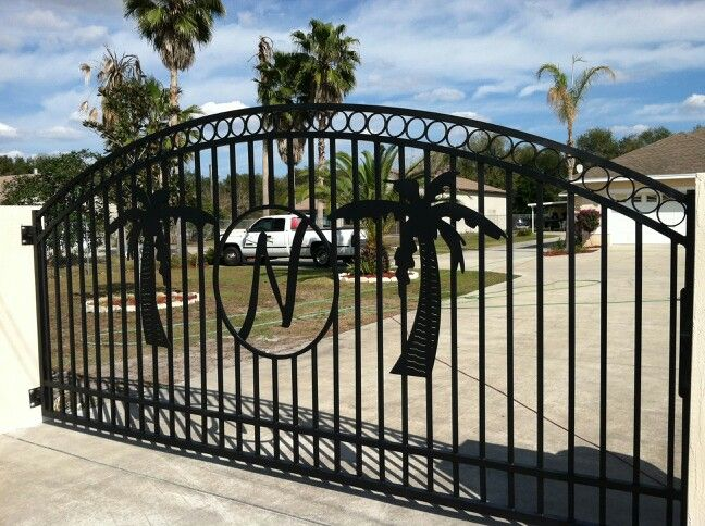Best driveway gate images on pinterest door entry
