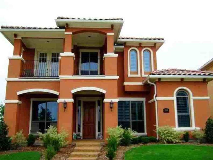 Set Minimal Warna Cat Rumah Yang Indah Di Luar Rumah Minimalis Exterior Paint Colors For House Exterior House Colors House Paint Exterior