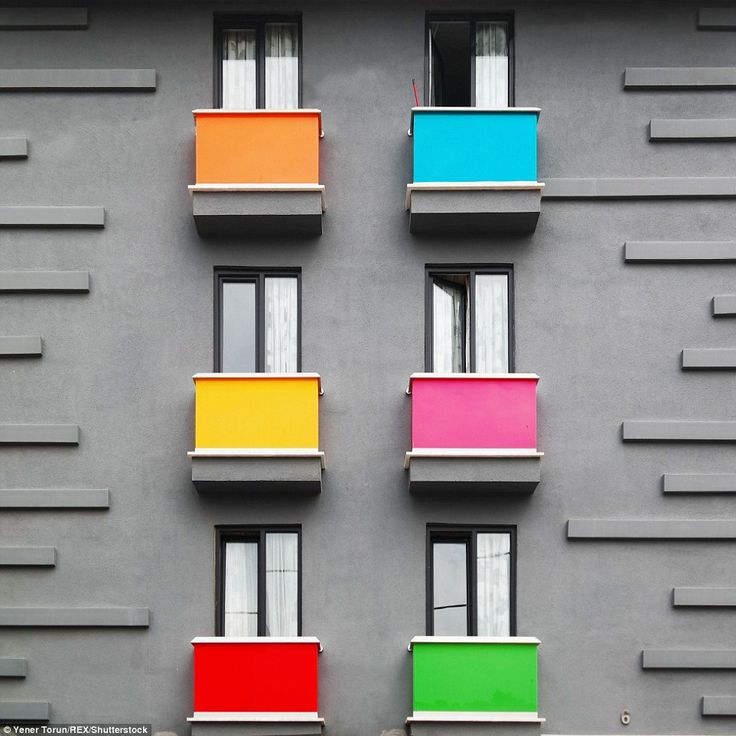 The architect Yener Torun wanted to reveal the size of modern Turkey in his latest photographic project and relied on the new residential buildings