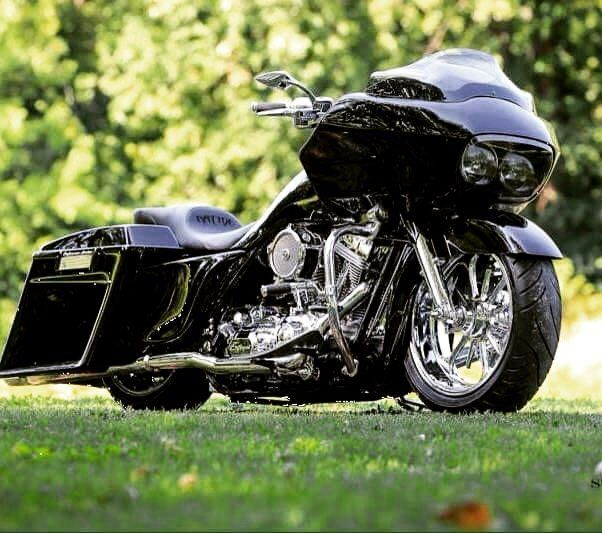 Pin By Dan Thompson On Motorcycle Baggers Road Glide