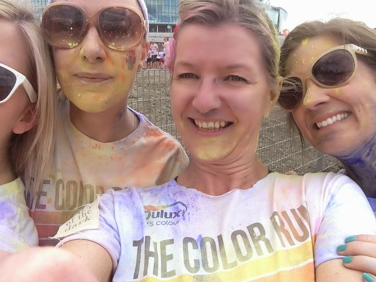 trend daily : Dulux Color Run 2014!