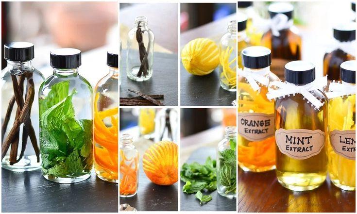 Narancs, citrom, menta vagy vanília ízben szeretnéd? Érzed már az ünnep illatát? Egészen biztosan téged is magával ragad a hangulat, ha nekikezdesz a pofonegyszerű, de mennyei kivonatok készítésének.