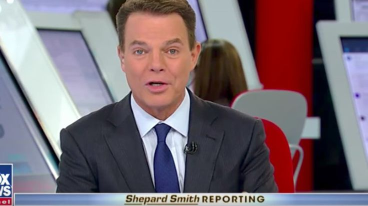 Fox News' Shepard Smith Gets Emotional Paying Tribute To New York City