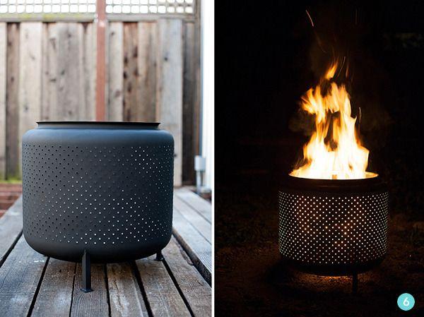 Resumen: 14 hoyos del fuego DIY Que USTED You can HACER USTED Mismo! »Curbly | DIY Design Community