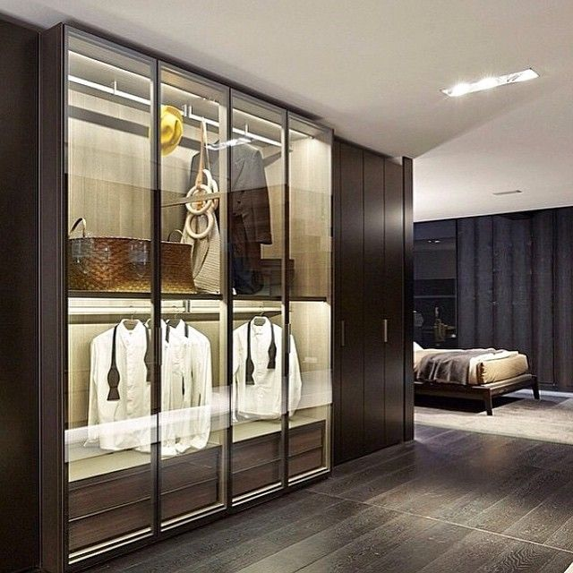 Instagram photo by italdeko via closet for Dormitorio y closet