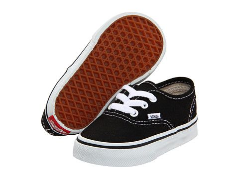 Vans Kids Authentic Core (Toddler) Navy - Zappos.com Free Shipping BOTH Ways