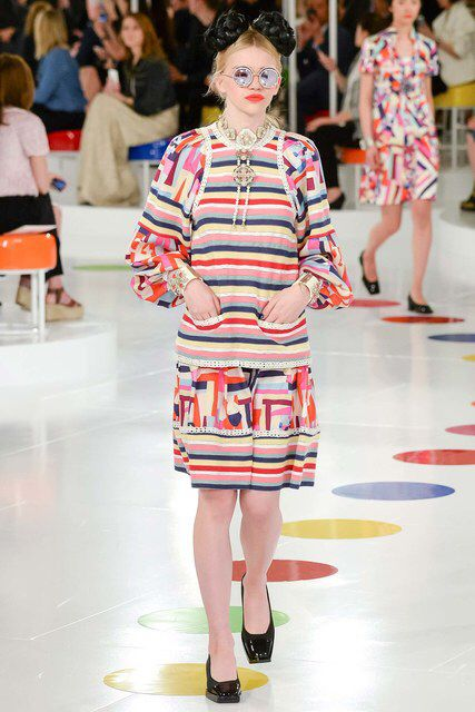 Chanel | Resort 2016 Collection | Vogue Runway