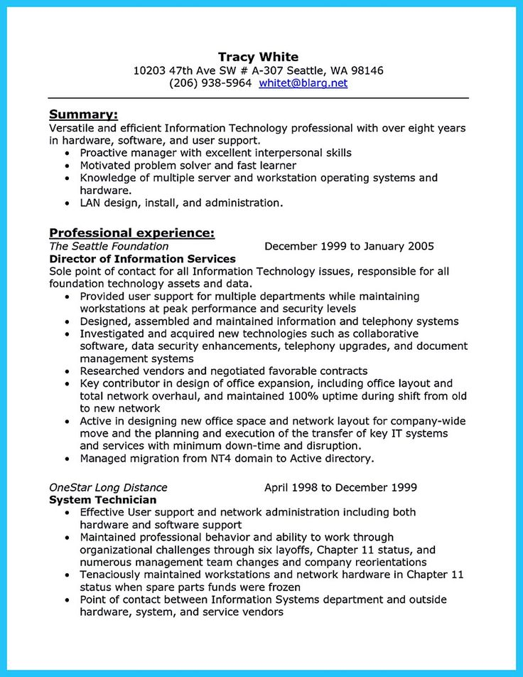 How To Make Cable Technician Resume That Is Really Perfect Acting Resume Resume Examples Interpersonal Skills
