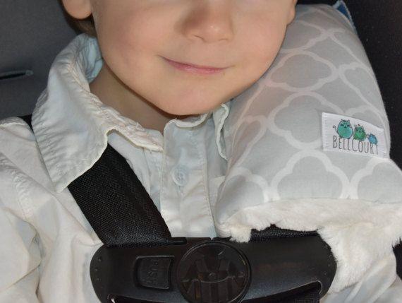 Seguridad infantil cinturón asiento / almohada para dormir en