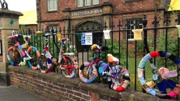 Bonjour le Tour: the Yorkshire welcome, in pictures | Tyne Tees ...