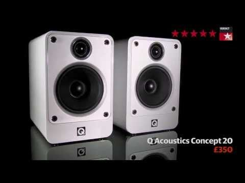 Q Acoustics Concept 20 - Award Winning Speakers