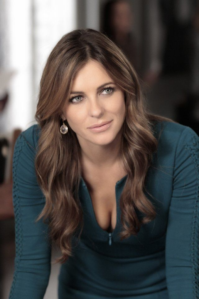 Elizabeth Hurley, love everything about her, #britgirlcrush