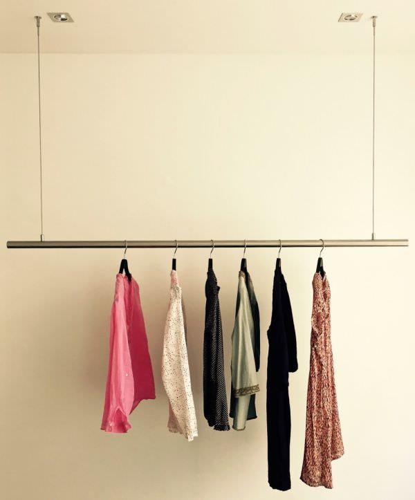 Kleiderstange Deckenbefestigung 12 best airjust the floating cloth rack images on